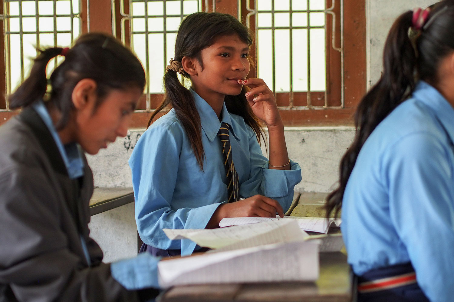 Keeping Girls in Education